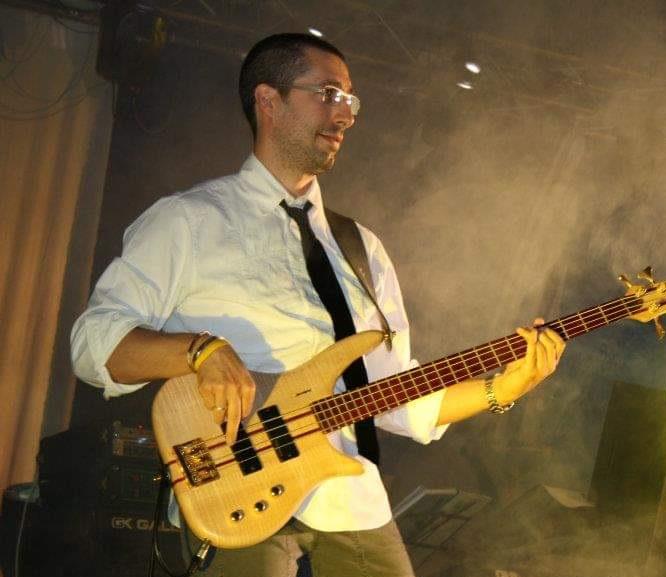 Alessandro Rancati Bassista Onda Nomade